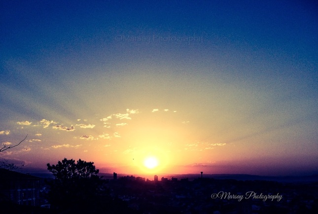The Very Last Sunset i witnessed over Durban, South Africa, and just as the last rays sipped over the Horizen, so did My mum Gently slip away from our Lives?.