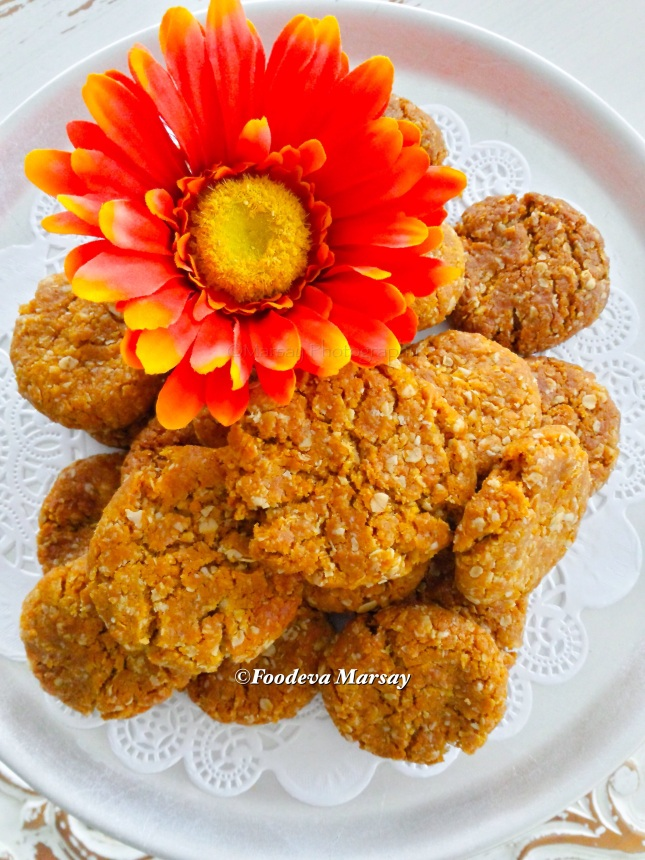 ANZAC BISCUITS/CRUNCHIES/ROLLED OATS BISCUITS...these are easy peasy to whip up right now?