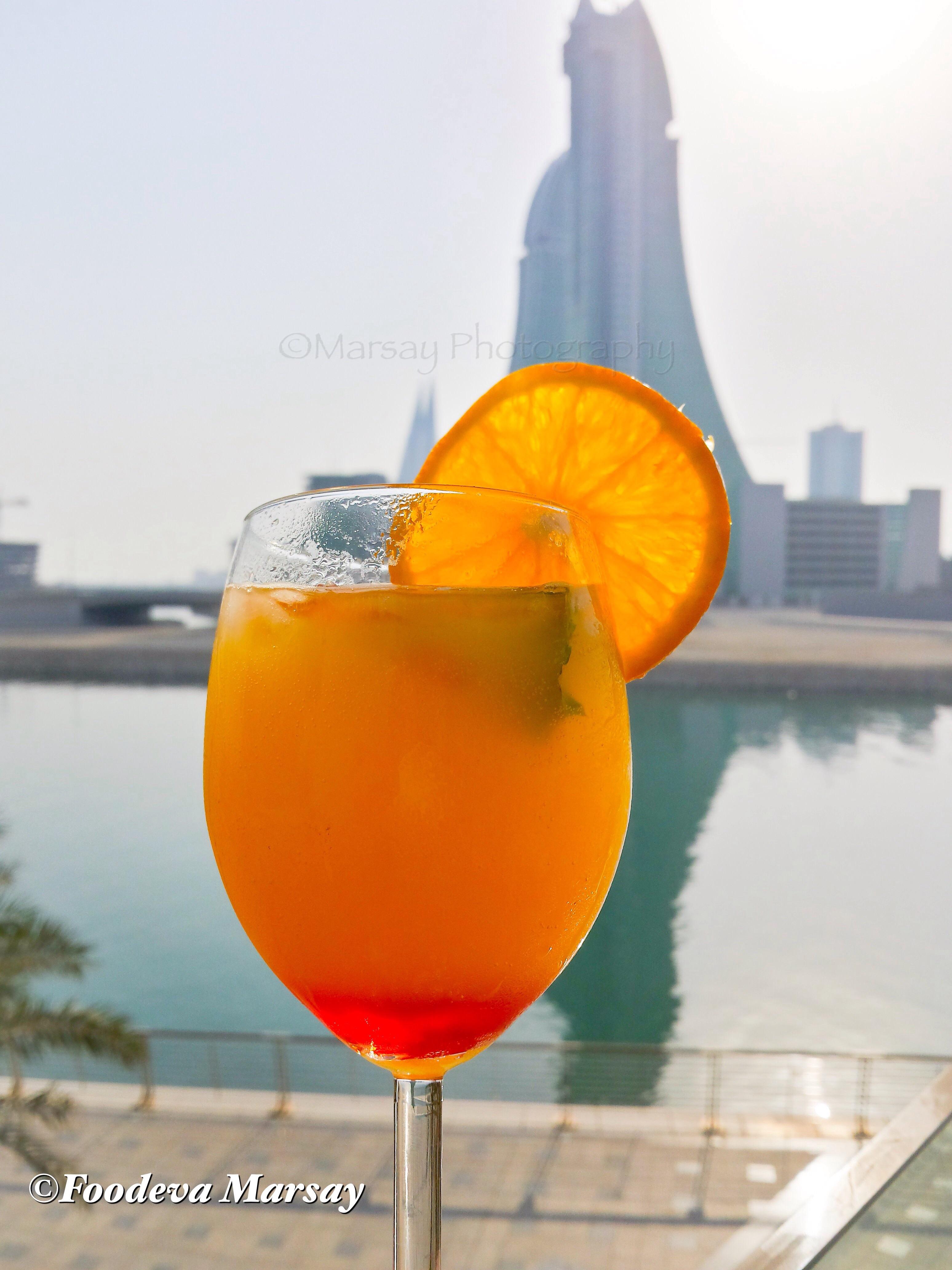 Arabian Sun Mocktail