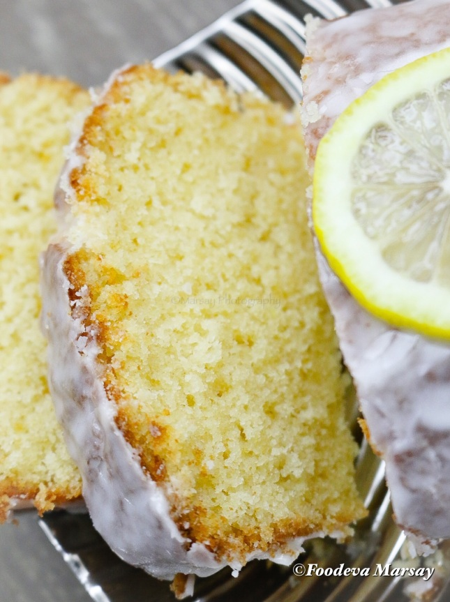Another slice of Copycat Starbucks Lemon Loaf anyone???