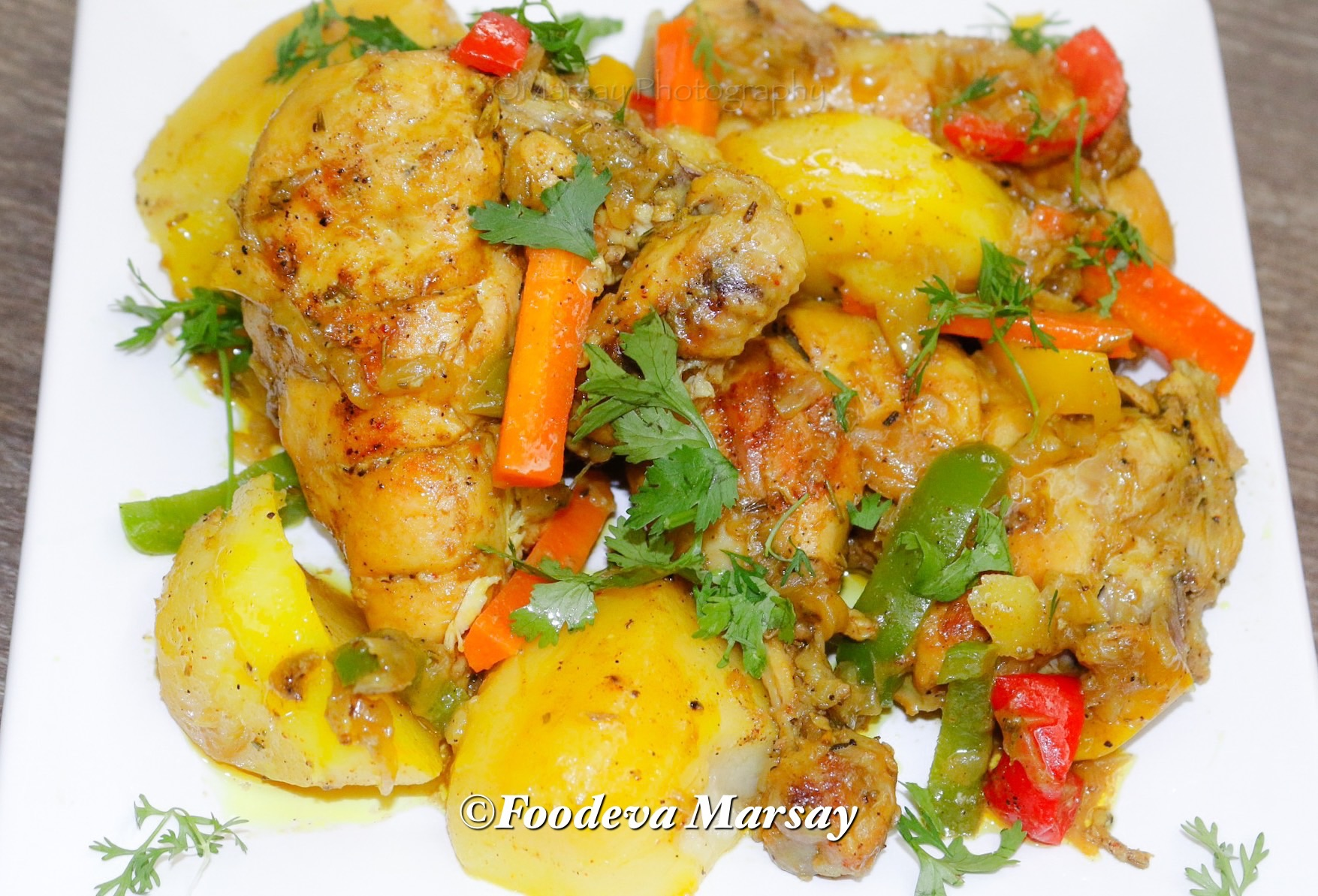 Rosemary and Lemon Chicken
