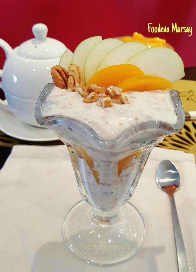 Creamy Swiss Muesli