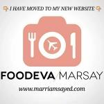 Foodeva Marsay hasMOVED…